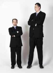 tall-and-short