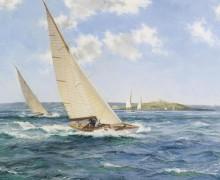 Voilier-Mer