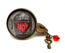 coeur-en-cage