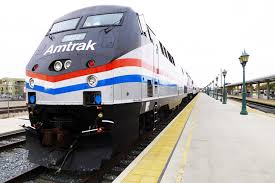 train-americain