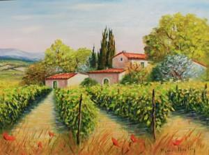 vignoble-henri_martin_Vignes-en-Provence