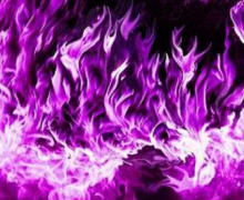 flamme-violette