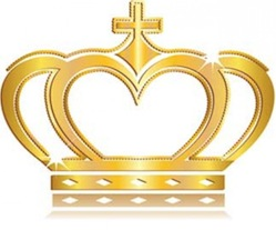 roi-3d-et-couronne d'un roil d'Amour
