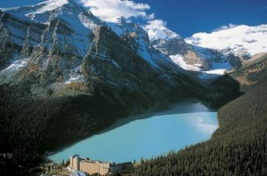 Lac Louise-Alberta
